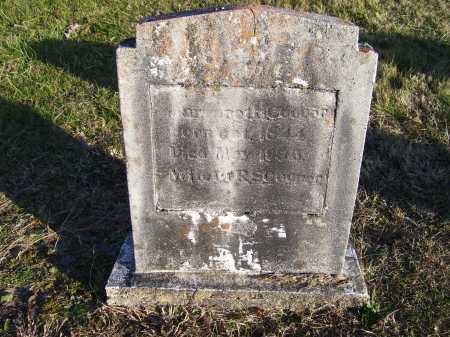 COOPER, MARGARET - Scioto County, Ohio   MARGARET COOPER - Ohio Gravestone Photos