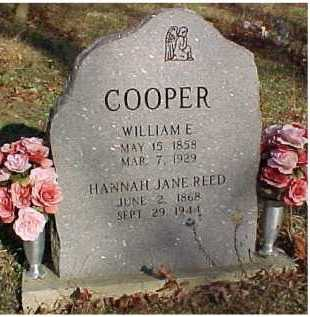 COOPER, WILLIAM E. - Scioto County, Ohio | WILLIAM E. COOPER - Ohio Gravestone Photos