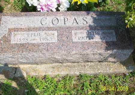 COPAS, OTIS - Scioto County, Ohio | OTIS COPAS - Ohio Gravestone Photos