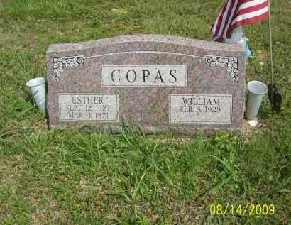 COPAS, WILLIAM - Scioto County, Ohio | WILLIAM COPAS - Ohio Gravestone Photos