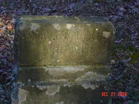 CRABTREE, W.W. - Scioto County, Ohio   W.W. CRABTREE - Ohio Gravestone Photos
