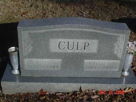 CULP, HARRY - Scioto County, Ohio | HARRY CULP - Ohio Gravestone Photos