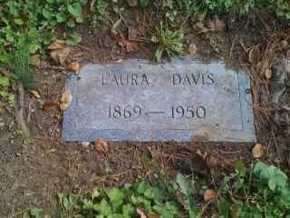 DAVIS, LAURA - Scioto County, Ohio | LAURA DAVIS - Ohio Gravestone Photos