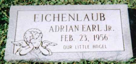 EICHENLAUB, ADRIAN EARL JR. - Scioto County, Ohio | ADRIAN EARL JR. EICHENLAUB - Ohio Gravestone Photos