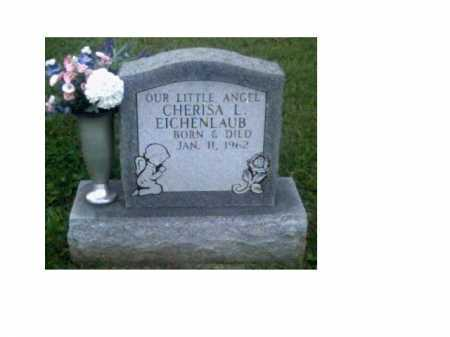 EICHENLAUB, CHERISA L. - Scioto County, Ohio | CHERISA L. EICHENLAUB - Ohio Gravestone Photos