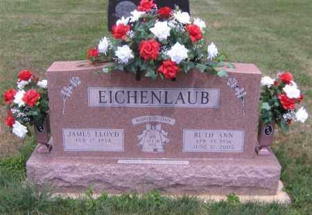 EICHENLAUB, JAMES LLOYD - Scioto County, Ohio | JAMES LLOYD EICHENLAUB - Ohio Gravestone Photos