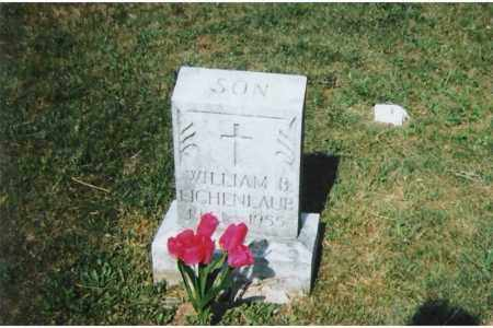 EICHENLAUB, WILLIAM B - Scioto County, Ohio | WILLIAM B EICHENLAUB - Ohio Gravestone Photos