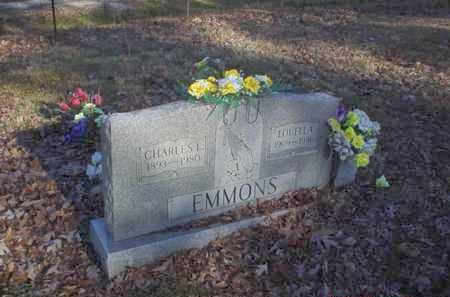 EMMONS, LOUELLA - Scioto County, Ohio | LOUELLA EMMONS - Ohio Gravestone Photos