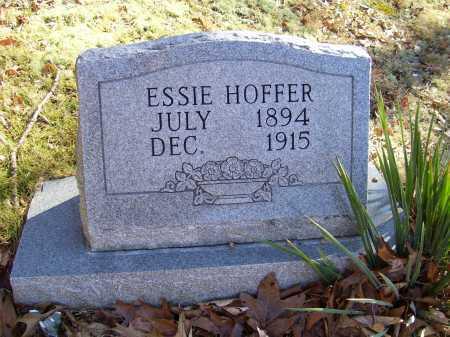 HOFFER, ESSIE - Scioto County, Ohio | ESSIE HOFFER - Ohio Gravestone Photos