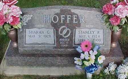 HOFFER, SHARMA G. - Scioto County, Ohio | SHARMA G. HOFFER - Ohio Gravestone Photos