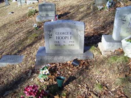 HOOPLE, GEORGE F. - Scioto County, Ohio   GEORGE F. HOOPLE - Ohio Gravestone Photos