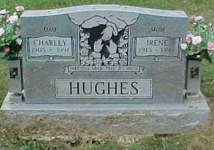 HUGHES, CHARLEY - Scioto County, Ohio   CHARLEY HUGHES - Ohio Gravestone Photos