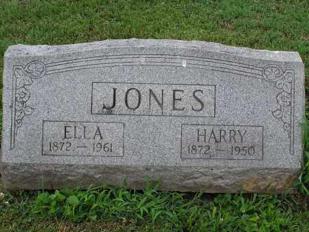 JONES, HARRY - Scioto County, Ohio | HARRY JONES - Ohio Gravestone Photos