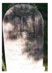 JONES, JAMES - Scioto County, Ohio   JAMES JONES - Ohio Gravestone Photos