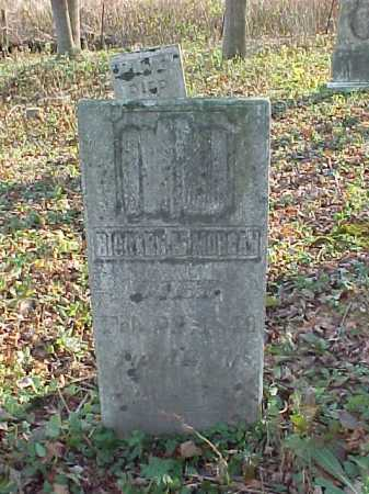 MORGAN, RICHARD - Scioto County, Ohio | RICHARD MORGAN - Ohio Gravestone Photos