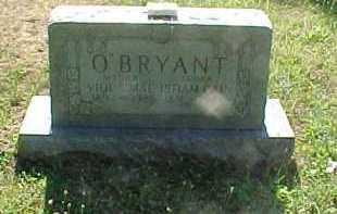 O'BRYANT, ISHAM CAIN - Scioto County, Ohio   ISHAM CAIN O'BRYANT - Ohio Gravestone Photos