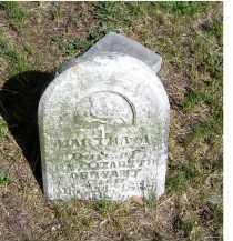 O'BRYANT, MARTHA A. - Scioto County, Ohio | MARTHA A. O'BRYANT - Ohio Gravestone Photos