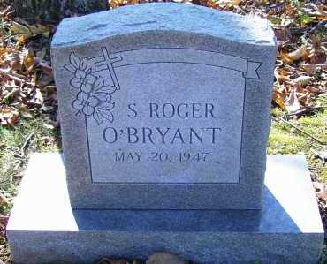 O'BRYANT, S. ROGER - Scioto County, Ohio | S. ROGER O'BRYANT - Ohio Gravestone Photos