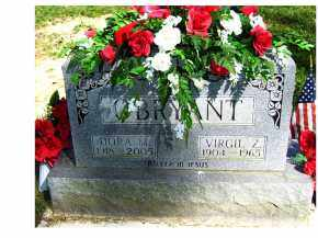 O'BRYANT, VIRGIL Z. - Scioto County, Ohio | VIRGIL Z. O'BRYANT - Ohio Gravestone Photos