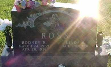 ROSS, RODNEY E. - Scioto County, Ohio | RODNEY E. ROSS - Ohio Gravestone Photos