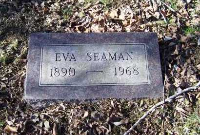 SEAMAN, EVA - Scioto County, Ohio | EVA SEAMAN - Ohio Gravestone Photos