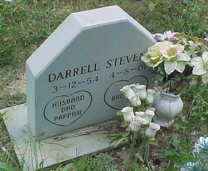 STEVENS, DARRELL - Scioto County, Ohio | DARRELL STEVENS - Ohio Gravestone Photos