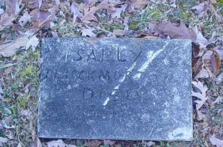 THROCKMORTON, SALLY - Scioto County, Ohio   SALLY THROCKMORTON - Ohio Gravestone Photos