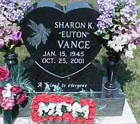 VANCE, SHARON K. - Scioto County, Ohio | SHARON K. VANCE - Ohio Gravestone Photos