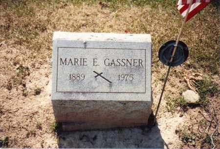 BRUGGMAN GASSNER, MARIE - Seneca County, Ohio | MARIE BRUGGMAN GASSNER - Ohio Gravestone Photos