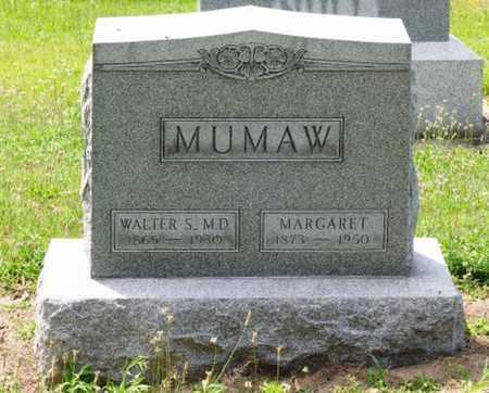 GORDON MUMAW, MARGARET - Seneca County, Ohio | MARGARET GORDON MUMAW - Ohio Gravestone Photos