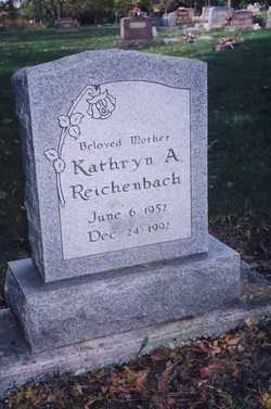 REICHENBACH, KATHRYN - Seneca County, Ohio | KATHRYN REICHENBACH - Ohio Gravestone Photos