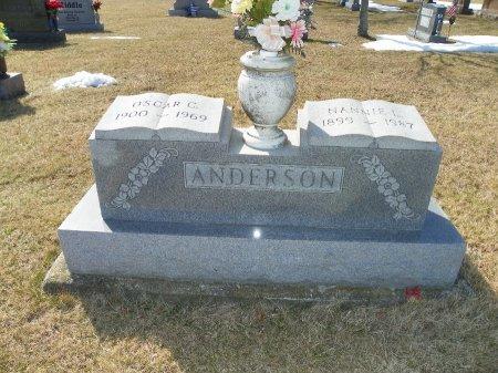 ANDERSON, OSCAR C. - Shelby County, Ohio | OSCAR C. ANDERSON - Ohio Gravestone Photos