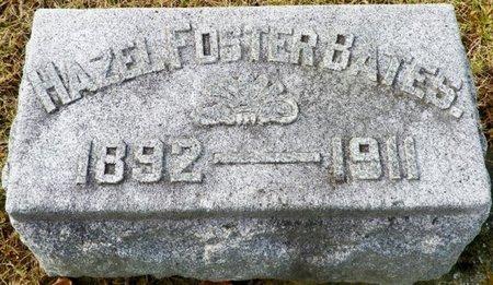 BATES, HAZEL - Shelby County, Ohio | HAZEL BATES - Ohio Gravestone Photos