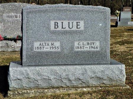 BLUE, ALTA M. - Shelby County, Ohio | ALTA M. BLUE - Ohio Gravestone Photos