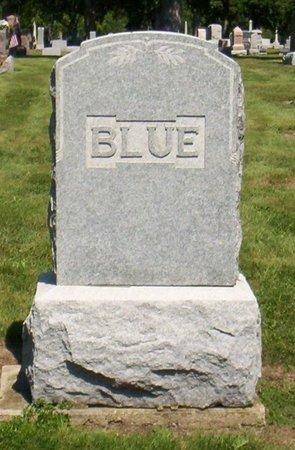 BLUE, MONUMENT - Shelby County, Ohio | MONUMENT BLUE - Ohio Gravestone Photos