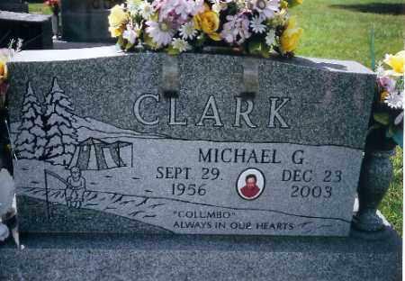 CLARK, MICHAEL G. - Shelby County, Ohio   MICHAEL G. CLARK - Ohio Gravestone Photos