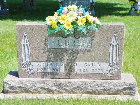 CURL, GAIL B. - Shelby County, Ohio | GAIL B. CURL - Ohio Gravestone Photos