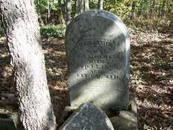 DEWEESE, BENJAMIN - Shelby County, Ohio | BENJAMIN DEWEESE - Ohio Gravestone Photos