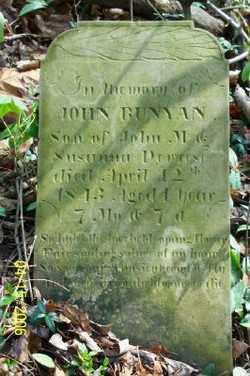 DEWEESE, JOHN RUNYAN - Shelby County, Ohio   JOHN RUNYAN DEWEESE - Ohio Gravestone Photos
