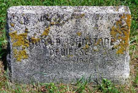 DEWEESE, LAURA B. - Shelby County, Ohio | LAURA B. DEWEESE - Ohio Gravestone Photos