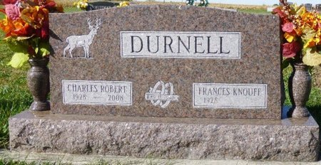 DURNELL, CHARLES ROBERT - Shelby County, Ohio | CHARLES ROBERT DURNELL - Ohio Gravestone Photos