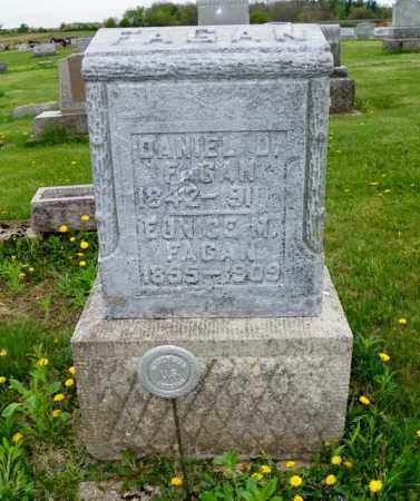 FAGAN, EUNICE M. - Shelby County, Ohio | EUNICE M. FAGAN - Ohio Gravestone Photos