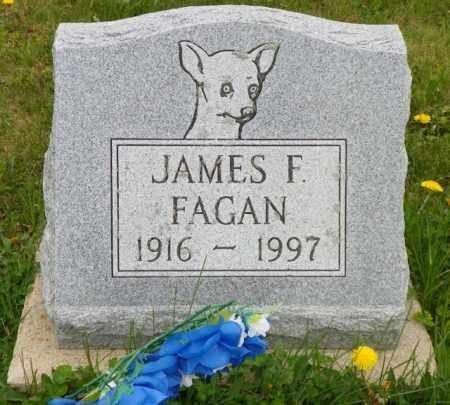 FAGAN, JAMES F. - Shelby County, Ohio   JAMES F. FAGAN - Ohio Gravestone Photos