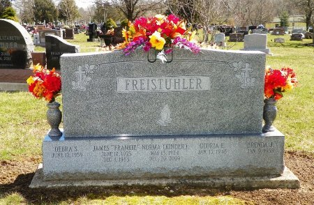 "FREISTUHLER, JAMES ""FRANKIE"" - Shelby County, Ohio 