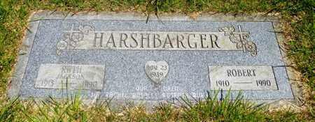 HARSHBARGER, RUTH - Shelby County, Ohio | RUTH HARSHBARGER - Ohio Gravestone Photos