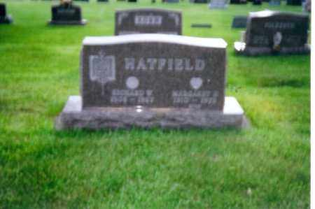 HATFIELD, RICHARD - Shelby County, Ohio | RICHARD HATFIELD - Ohio Gravestone Photos