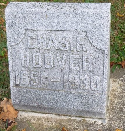 HOOVER, CHARLES FRANKLIN - Shelby County, Ohio | CHARLES FRANKLIN HOOVER - Ohio Gravestone Photos