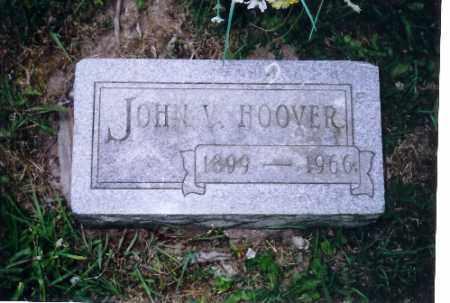 HOOVER, JOHN VIRGIL - Shelby County, Ohio   JOHN VIRGIL HOOVER - Ohio Gravestone Photos