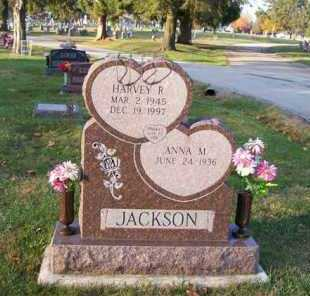JACKSON, HARVEY R. - Shelby County, Ohio | HARVEY R. JACKSON - Ohio Gravestone Photos
