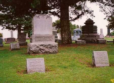 LAUGHLIN, JOHN C. C. - Shelby County, Ohio | JOHN C. C. LAUGHLIN - Ohio Gravestone Photos